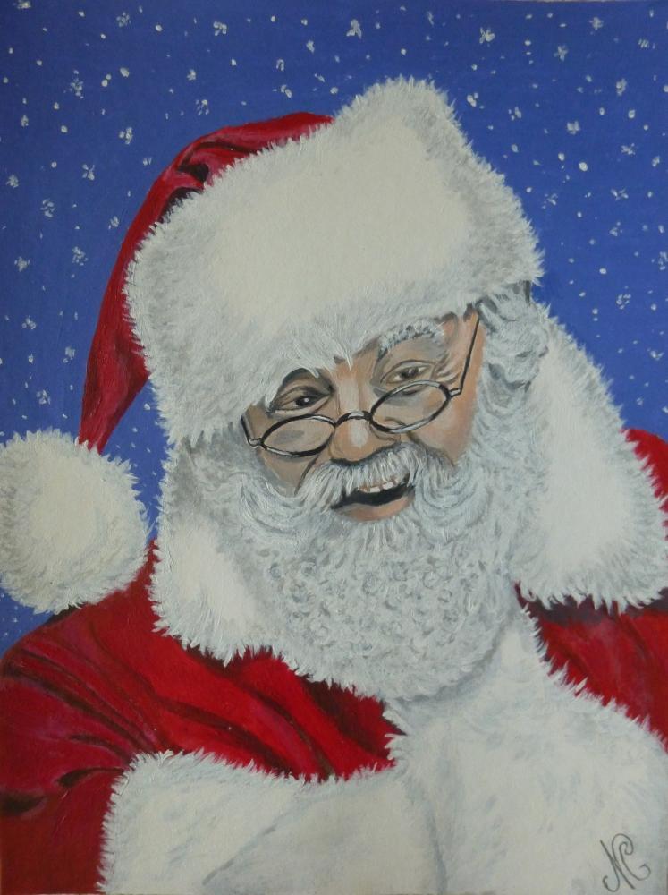 Santa Claus par Nicky08